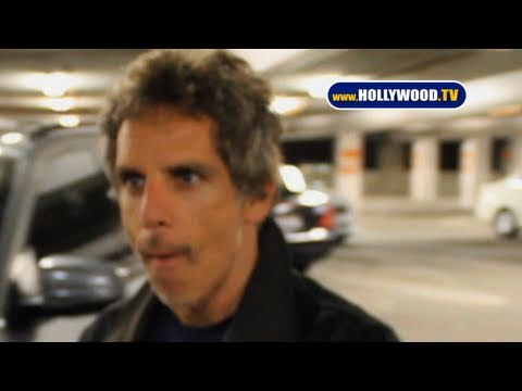 CELEBRITY GPS -- Ben Stiller Stars in 'Guess That Movie'!