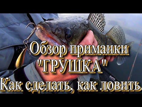 как ловить рыбу на пулю