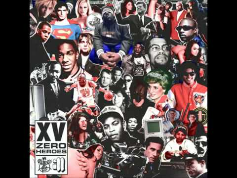 XV Ft. Pusha T - Awesome (Zero Heroes MIxtapes)