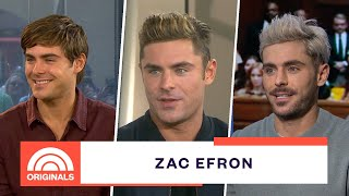 Zac Efron's Best Moments On TODAY | TODAY Original