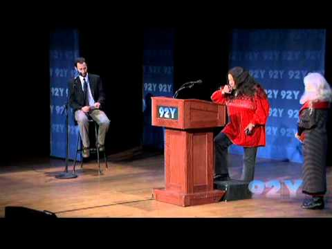 0 Maxine Hong Kingston and Leslie Marmon Silko at the 92nd Street Y