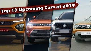 Top 10 - Best Upcoming Cars in India in 2019 | ICN Studio