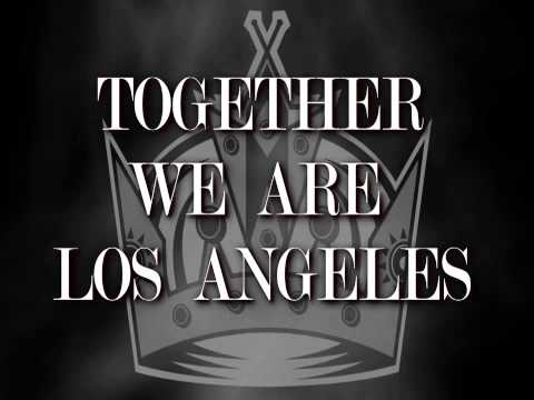 WE ARE LOS ANGELES (lyric video) - The Goon Squad