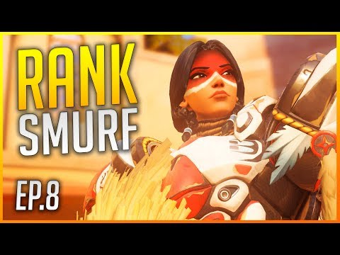 OVERWATCH RANKED: ME TOCA DPS YA!.. O QUIZÁ NO | SMURF EP.8 | Makina