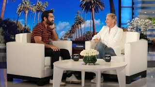 Download Song Oprah Touched Kumail Nanjiani's Face Free StafaMp3
