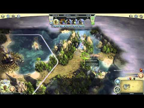 Age of Wonders 3 - Golden Realms - Gameplay Trailer