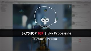 Skyshop 107+ Tutorial | 3. Sky Processing