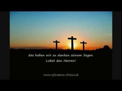 Paul Gerhardt - Lobet Den Herren Alle Die