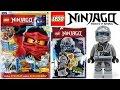 Журнал Лего Ниндзяго №9 Сентябрь 2016   Magazine Lego Ninjago №9 September 2016