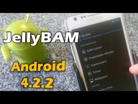 [Tutorial] JellyBAM v6.7 Android 4.2.2 Samsung Galaxy S2