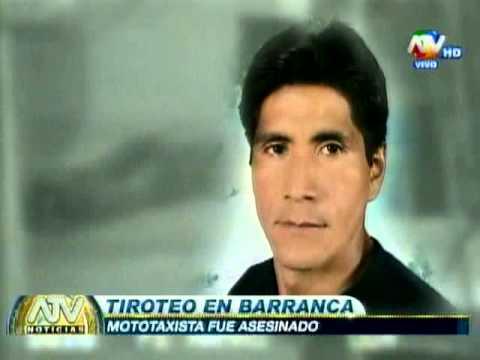 ATV NOTICIAS: Balacera en plaza de Barranca