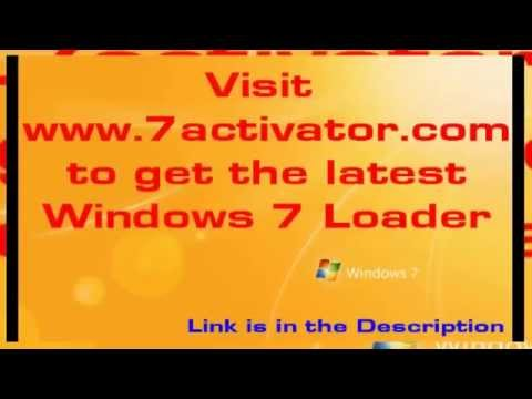 Windows 7 Loader   Activate any version of Windows 7 free