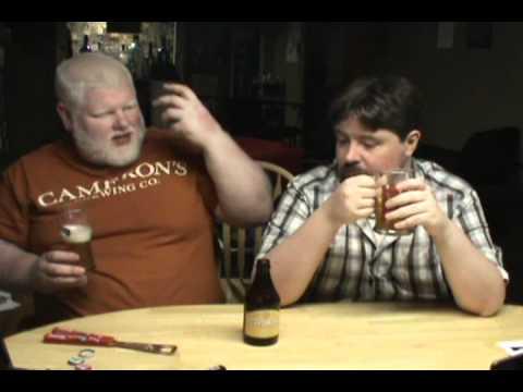 Chimay White : Albino Rhino Beer Review