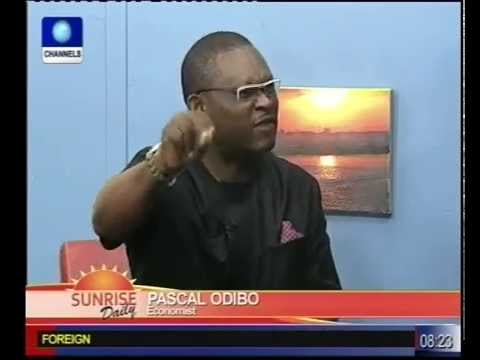 Sunrise Daily:Pascal Odibo on Nat'l Development pt.2