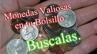 Las 10 monedas más valiosas de los EE  UU  Encontradas en el cambio de bolsillo