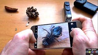Mobil Microscope 100x And Macro lens 25x