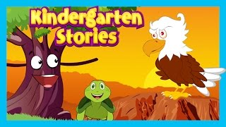 Kindergarten Stories - English Stories For Kids || Tia and Tofu Stories