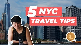 Travel Tip Tuesday - New York City