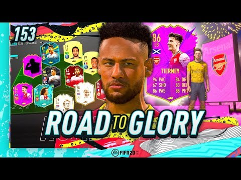 FIFA 20 ROAD TO GLORY #153 - I GOT 2 NEW FUTURE STARS!!