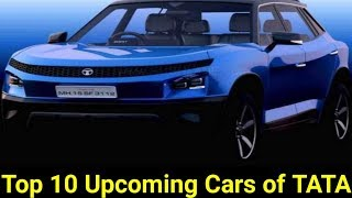Top 10 upcoming cars from tata | Upcoming SUV in 2019 | Top 10 upcoming suv's in India