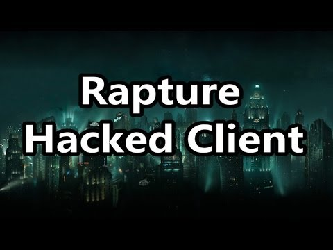 Minecraft 1.7.2 1.7.5 : Hacked Client RAPTURE HD