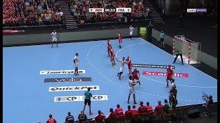 Golden League 2018 M1.3 - Danemark 27-23 France [2017-10-29]