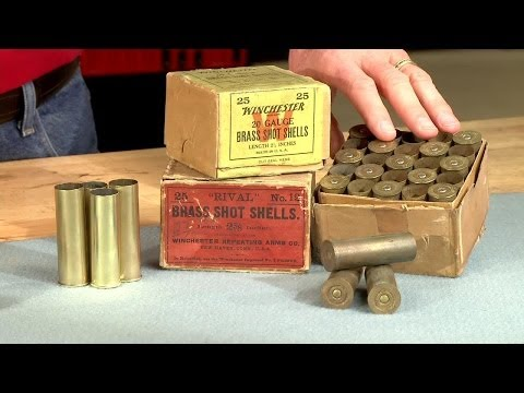 Reloading - Reloading 10 Gauge Brass Shotgun Shells Presented by Larry Potterfield of MidwayUSA