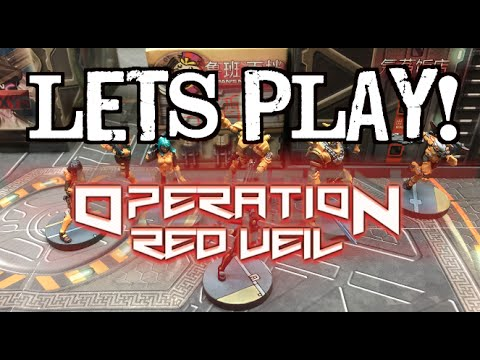 Let's Play! Ep 16 - Infinity: Operation Red Veil - Part 1