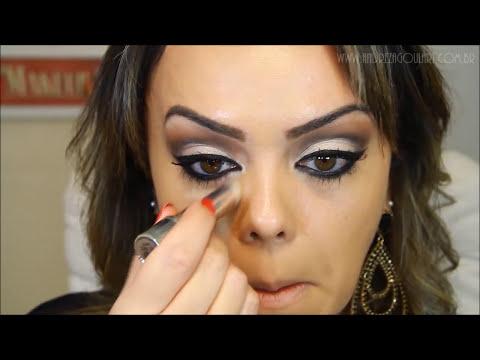 Maquiagem Megan Lily - Geração Brasil