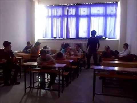 Sabiha G�k�en Teknik ve End�stri Meslek Lisesi - Harlem Shake