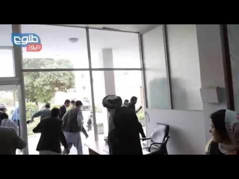 TOLOnews 22 June 2015 Taliban Attack Parliament / حملۀ طالبان بر مجلس نمایندهگان