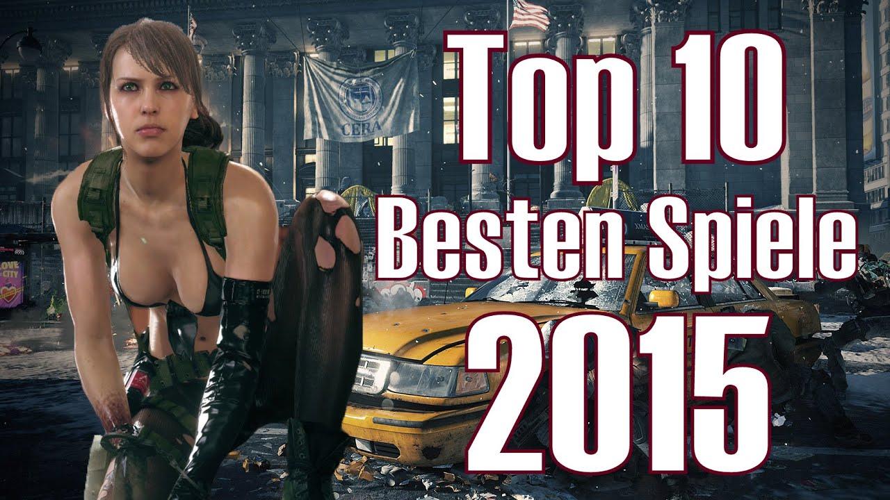 Playstation 4 Spiele Top 10 2015 Top 10 ★ Besten Spiele
