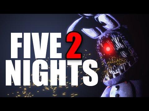 ESTA NOCHE ES UNA LOCURA | Five Nights at Freddy's 2 | Parte 3