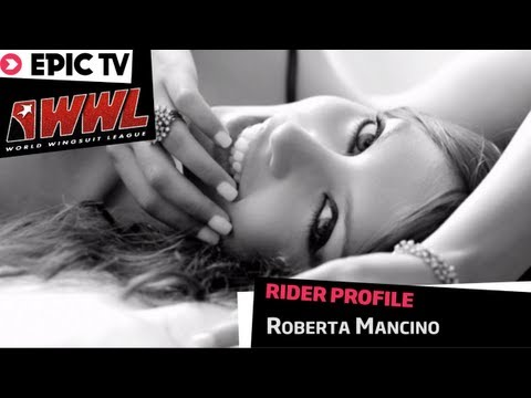 World Wingsuit League Rider Profile: Roberta Mancino