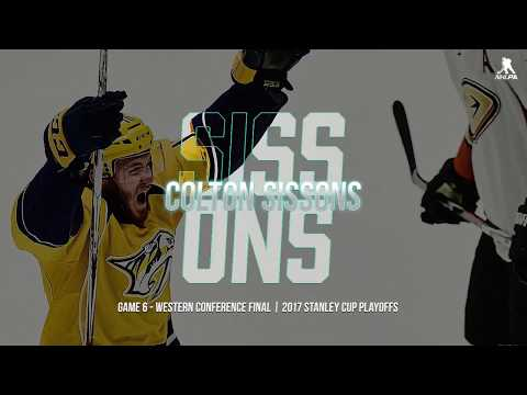 Colton Sissons | Playoff Performer of the Night
