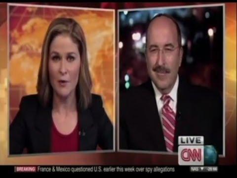 Dore Gold Speaking on CNN