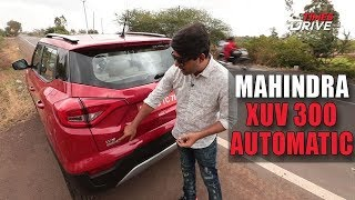 Mahindra XUV 300 Automatic | First Drive Review | Times Drive