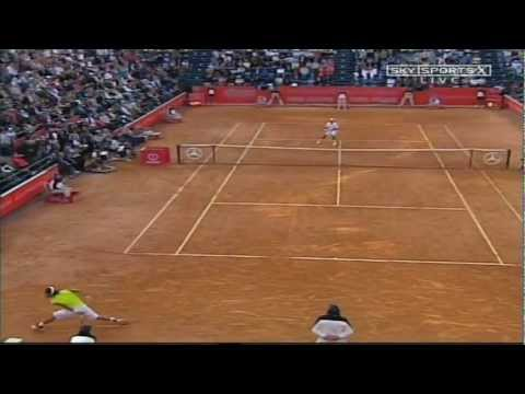 Roger Federer vs Rafael Nadal Rome 2006 Final Highlights HD