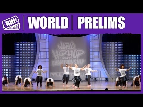 Untimitive - South Africa (MegaCrew) @ HHI's 2013 World Hip Hop Dance Championship