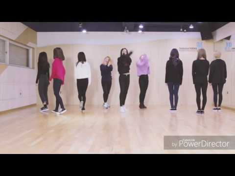 Twice(트와이스)-Jelly Jelly Dance(Mirrored)
