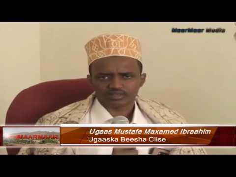 Ugaaska Beesha Ciise Oo taageeray Xasuuqa Wayana uu kawado Ethiopia thumbnail