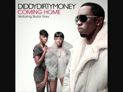 P Diddy Dirty Money Coming Home Instrumental Youtube