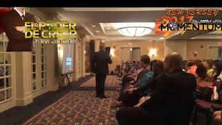 Rigoberto Carrión DIO 4LIfe - Reunión central NJ - 10/julio/2017
