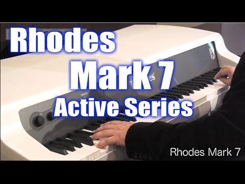 �DEMO�Rhodes mk7  Active Series
