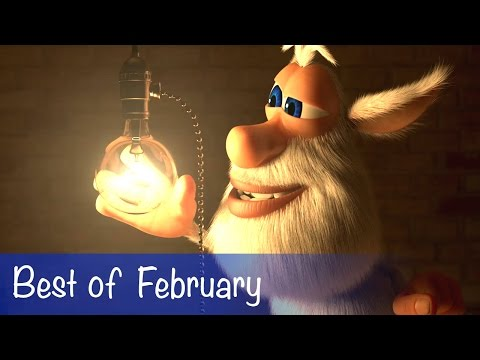Booba - Compilation of all episodes - Best of February - Cartoon for kids thumbnail