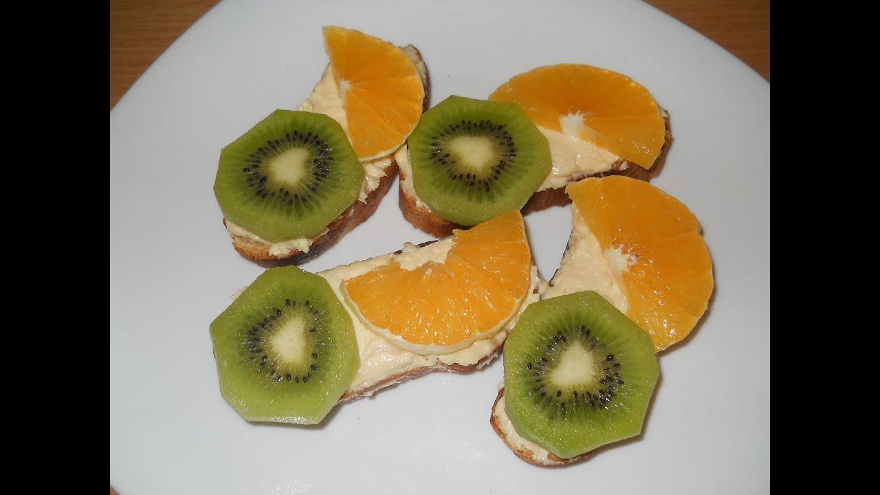 Бутерброды с плавленным сыром рецепты с фото