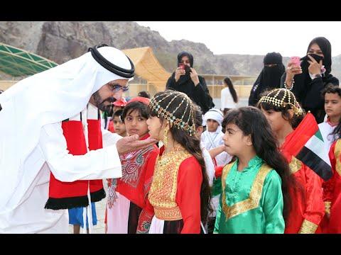 UAE 44th National Day AMAZING Celebrations 2015
