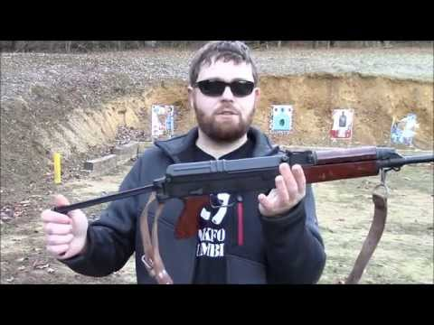 Century Arms VZ 2008/VZ 58 clone shoot and review