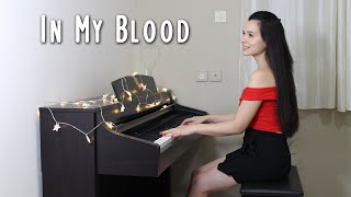 Download Lagu Shawn Mendes - In My Blood   Piano cover by Yuval Salomon Gratis STAFABAND