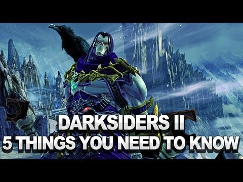 Darksiders II: Five Things You Need to Know